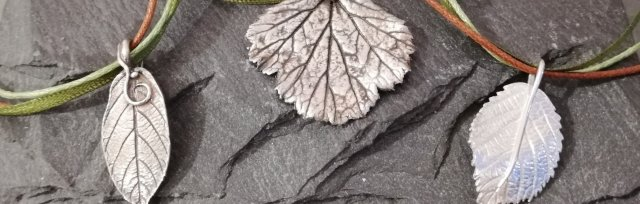 Capturing Nature in Silver Clay with Wizz Stearne - £74