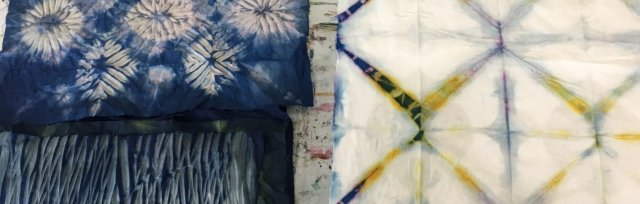 Introduction to Shibori with Rhyannan Hall - £74