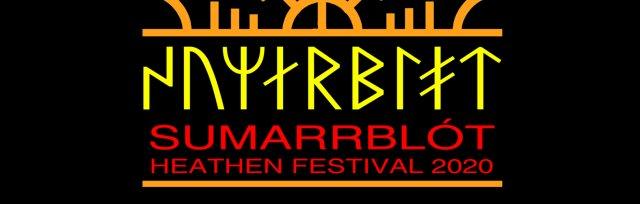 Sumarrblót Heathen Festival 2020