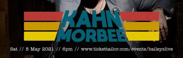 Kahn live at Bailey's
