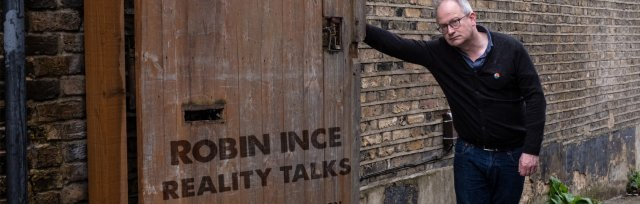 Robin Ince's Reality Talks - The Pitfalls of Perception - Volume Four