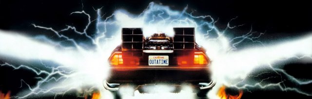 Back To The Future Drive-in at Galway Racecourse, Ballybrit