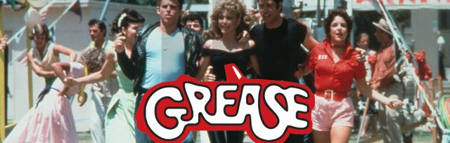 Movies @ The Mansion presents! Grease!