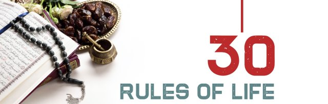 Course: 30 Rules of Life in light of the Quran