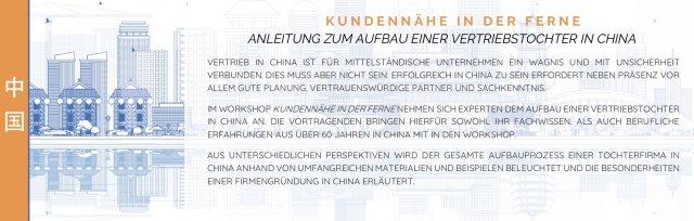 Workshop Frankfurt a.M. - Kundennähe in der Ferne