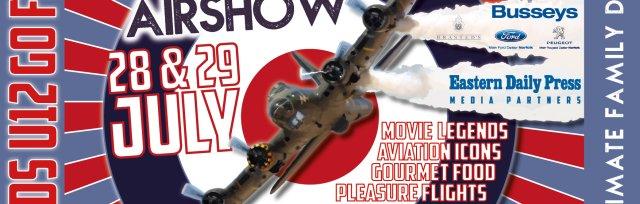The Old Buckenham Airshow 2018