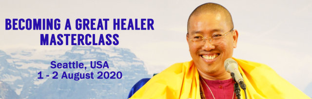 2-Day Becoming a Great Healer Masterclass with Sri Avinash - Seattle, USA