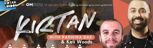 Kirtan with Radhika Das & friends