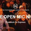 Wide Open Mic Night: Freedom to Express image