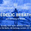 Psychedelic Breathwork with Alchemy of Breath image