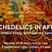 Psychedelics In Africa: The Untold Story with Darren Springer image