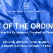 Out of the Ordinary: An Immersive Art Experience image