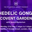 Psychedelic Gong Bath (Covent Garden) image