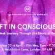 A Shift of Consciousness: A Four Week Journey Through the Doors of Perception image