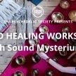 Sound Healing Workshop with Sound Mysterium image