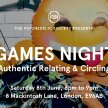 Games Night- Authentic Relating & Circling image