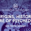 The Origins, History & Future of Psychedelics image
