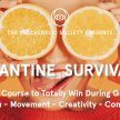 Quarantine Survival Kit: An Online Course in Nutrition, Movement, Creativity and Community image