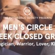 Men's Circle 4 Week Closed Group: Magician, Warrior, Lover, King image