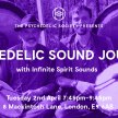 Psychedelic Sound Journey with Infinite Spirit Sounds image