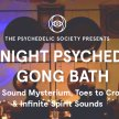 All-Night Psychedelic Gong Bath New Years Eve image