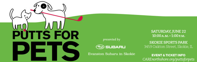 buy tickets for putts for pets mini golf fundraiser at skokie sports park sat 22 june 2019 ticket tailor