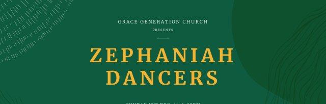 Grace Generation Presents the Zephaniah Dancers