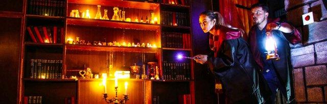 Wizarding School: Fang of the Serpent @ Breakin' Escape