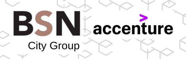 BSN City Group/Accenture Blockchain panel event