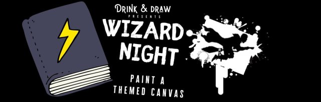 Drink & Draw Dublin: Wizard Night SECOND NIGHT