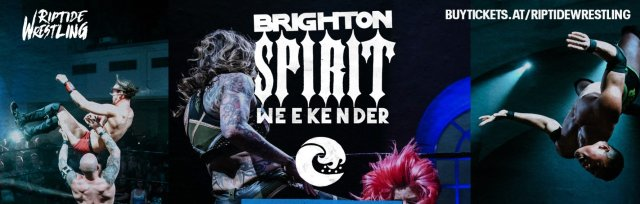 Brighton Spirit Weekender