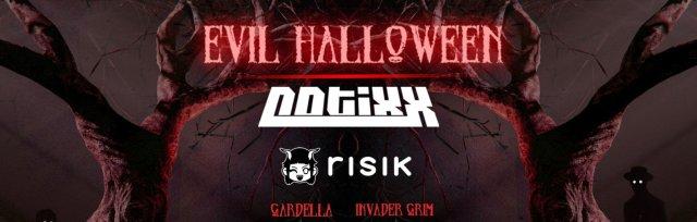 Evil Halloween ft. Notixx