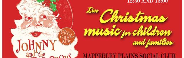 Johnny & the Raindrops: Legendary Christmas Gig