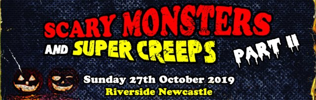 //NCL.21/ SCARY MONSTERS & SUPER CREEPS