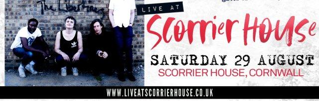 Live at Scorrier House