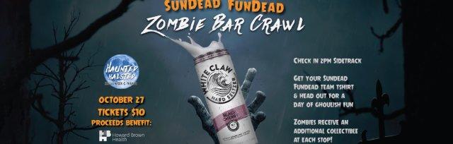 Boystown Sundead Fundead Zombie Bar Crawl