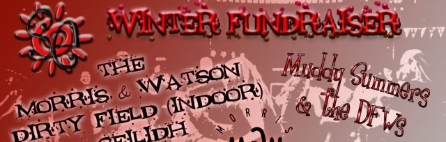 SE Winter Fundraiser - The Morris & Watson Dirty Field (Indoor) Ceilidh