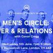 Men's Circle: Power & Relationships image