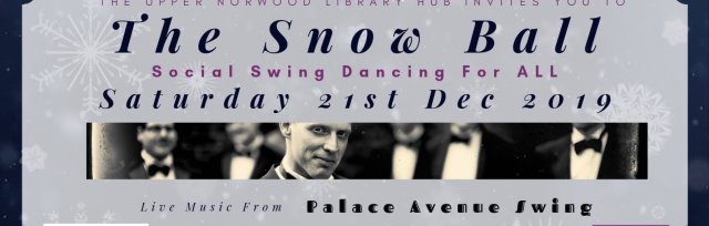 The Snow Ball: Social Dancing For ALL