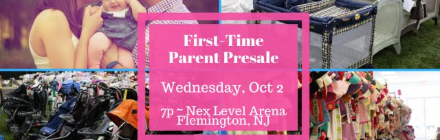 Kidzsignments First-Time Parent Pre Sale