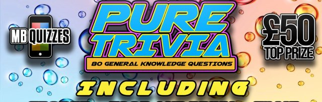 Pure Trivia (General Knowledge Quiz)