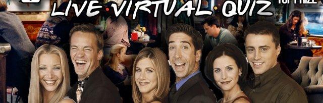 The Friends Virtual Live Quiz