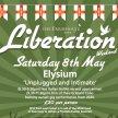 Liberation Weekend with Elysium & Italian Buffet image