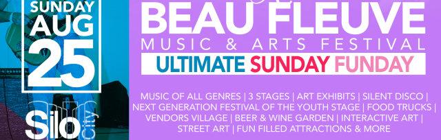 3rd Annual Beau Fleuve Music & Arts Festival