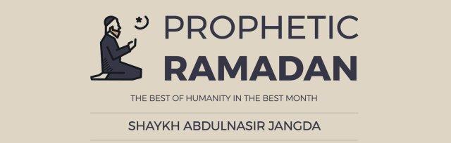 Prophetic Ramadan