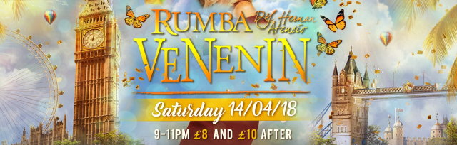 Rumba VENenIN de Abril @ The Alice