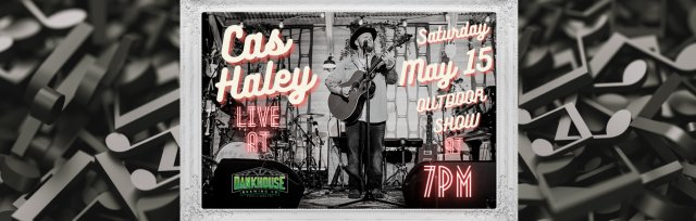 Cas Haley w/Andy Shaw Band