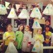 Lantern Making Workshop for Teddington Christmas Lantern Procession image