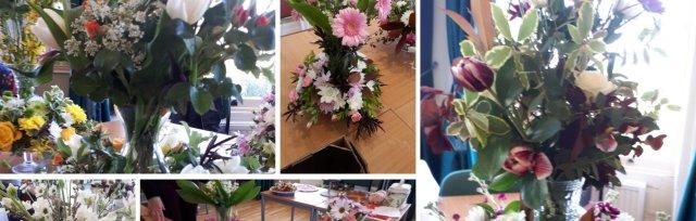 Flower Arranging with Katherine Kear - £60