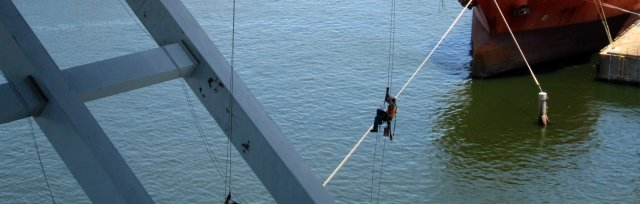 PMI Rope Access (SPRAT®) Course - April 2021